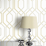 Geometric and Motif Wallpaper