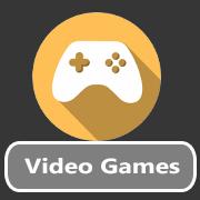 Chambre de jeux vidéo
