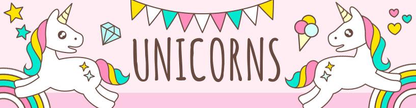 Per i fan dell'unicorno