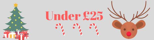 Under £25