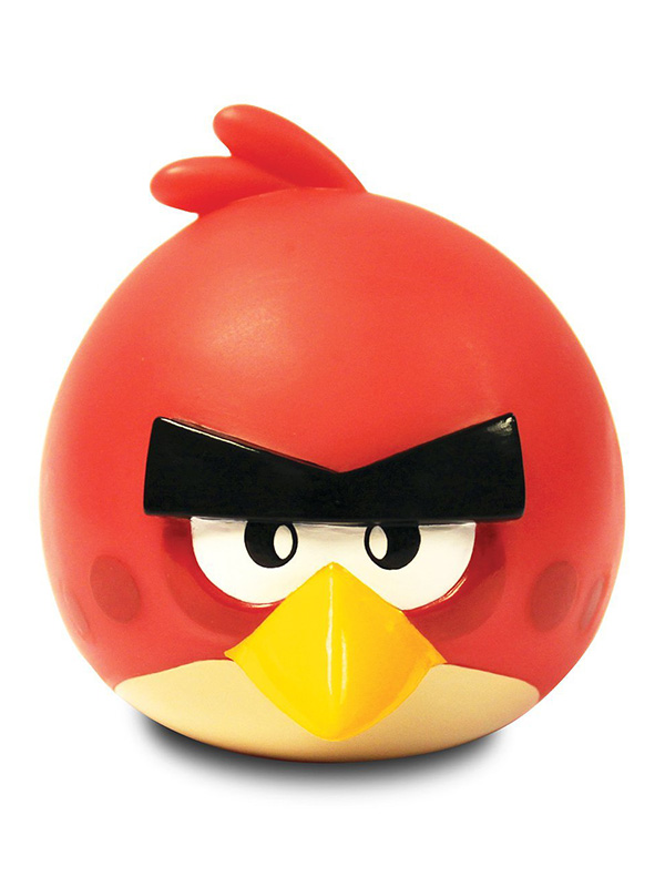 Angry Birds Red illumi mate Colour Changing Light