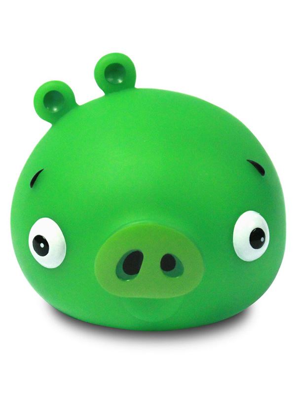 Angry Birds Pig illumi mate Colour Changing Light