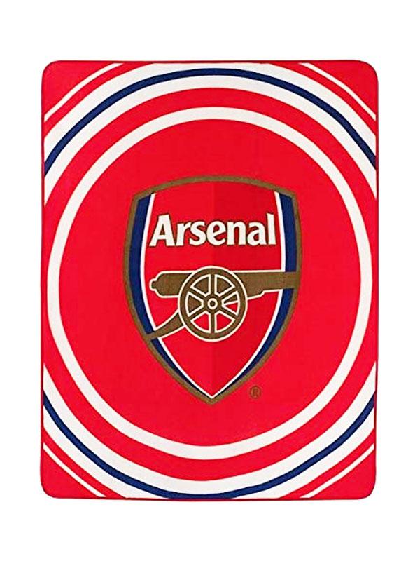 Arsenal FC Pulse Fleece Blanket