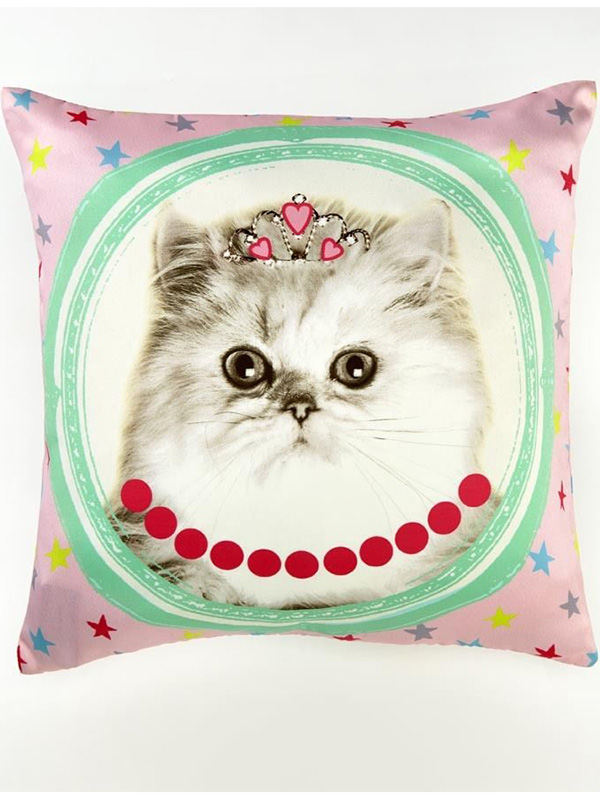 Price Right Home Hall of Fame Cat Cushion