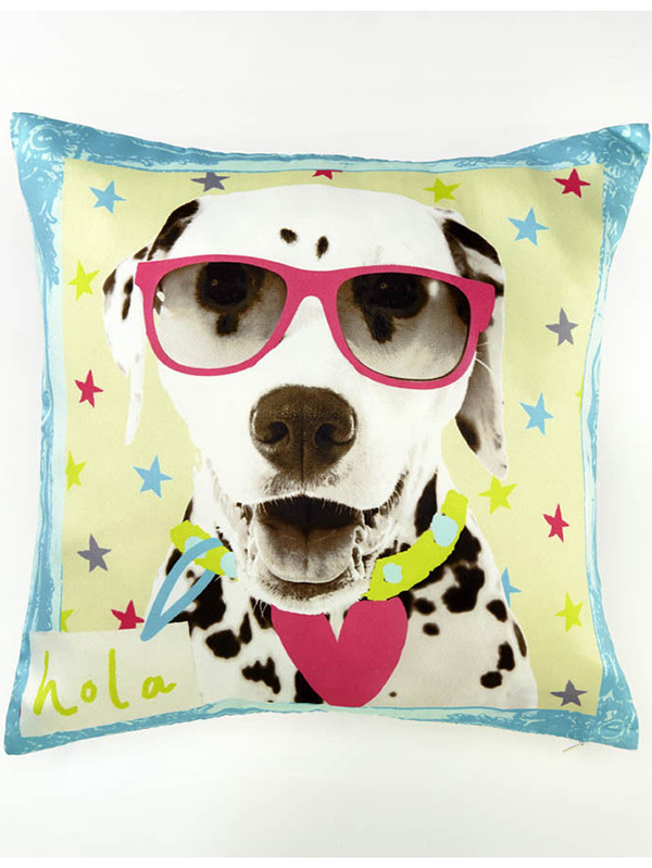 Price Right Home Hall of Fame Dog Cushion