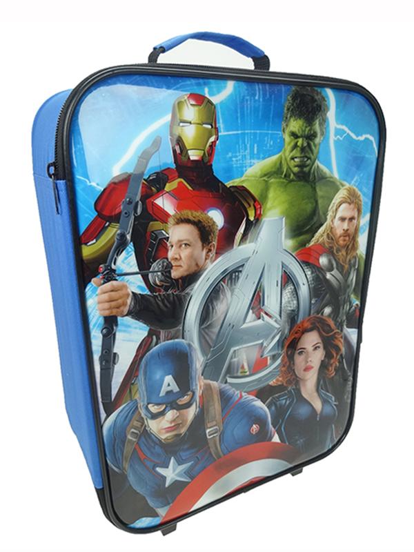 Marvel Avengers Wheeled Trolley Bag