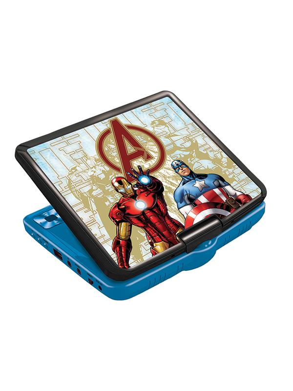 Marvel Avengers Portable DVD Player