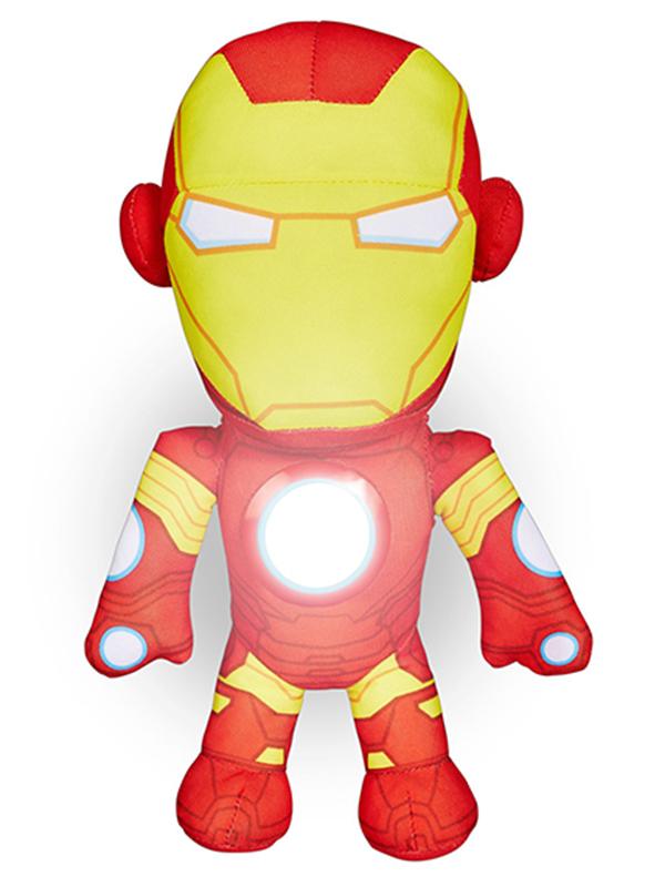 Avengers Iron Man Go Glow Soft Pal Night Light