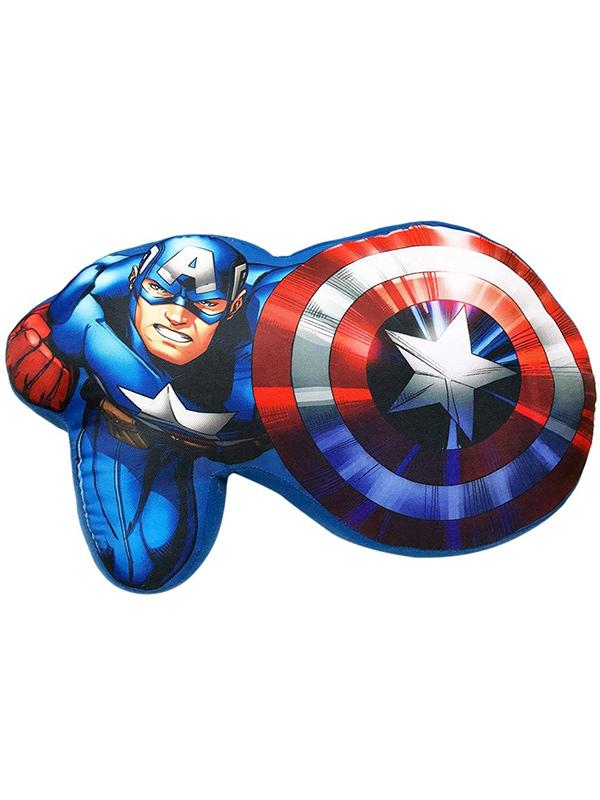 Marvel Avengers Captain America Shaped Cushion