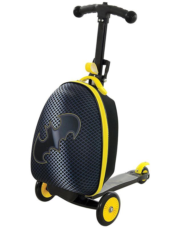 Batman Scootin' Suitcase