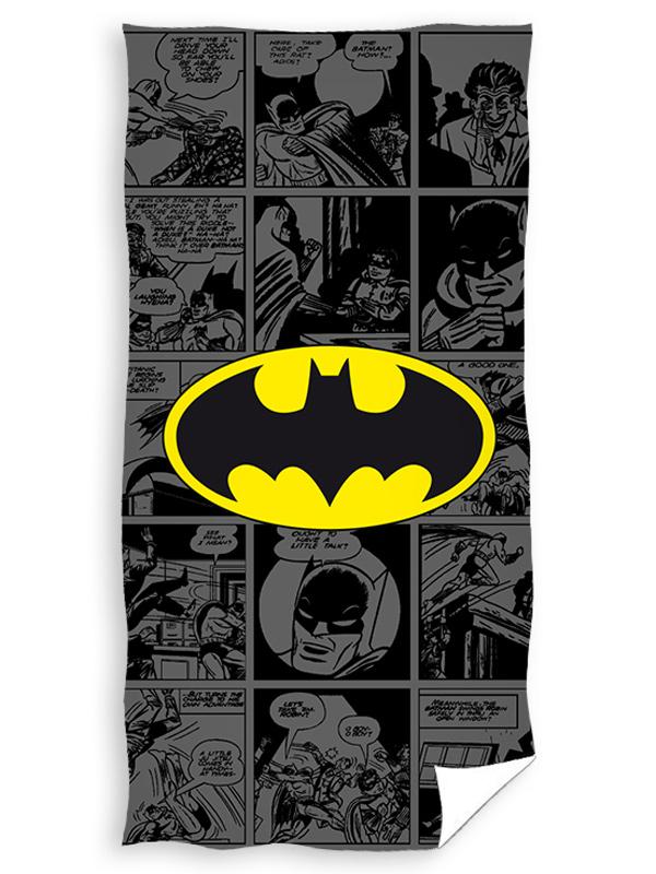 Batman Comic Beach Towel