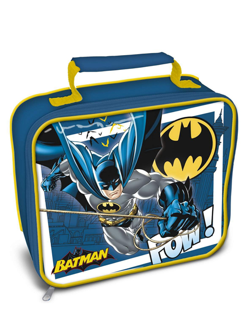 Batman Rectangular Insulated Lunch Box Bag