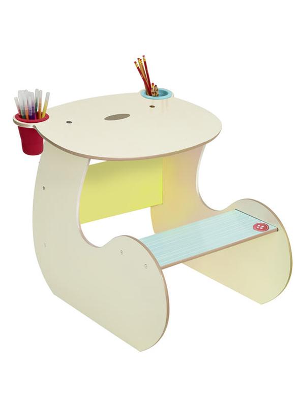Bear Hug Desk with Seat