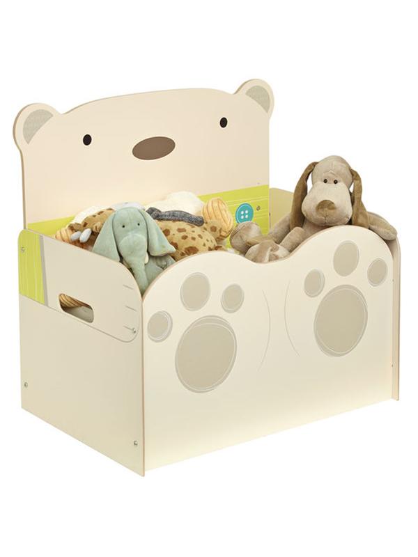 Bear Hug Toy Box