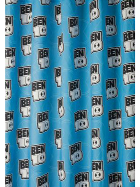 Ben 10 Hero Curtains