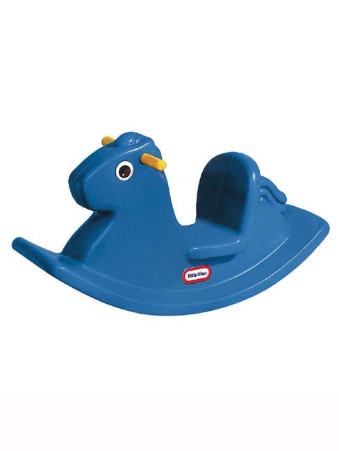 Blue Rocking Horse Little Tikes