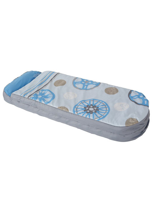 Boys Junior Generic Ready Bed - All-in-One Sleepover Solution