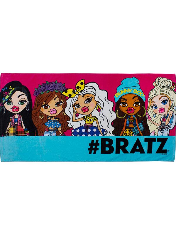 Bratz Hashtag Beach Towel