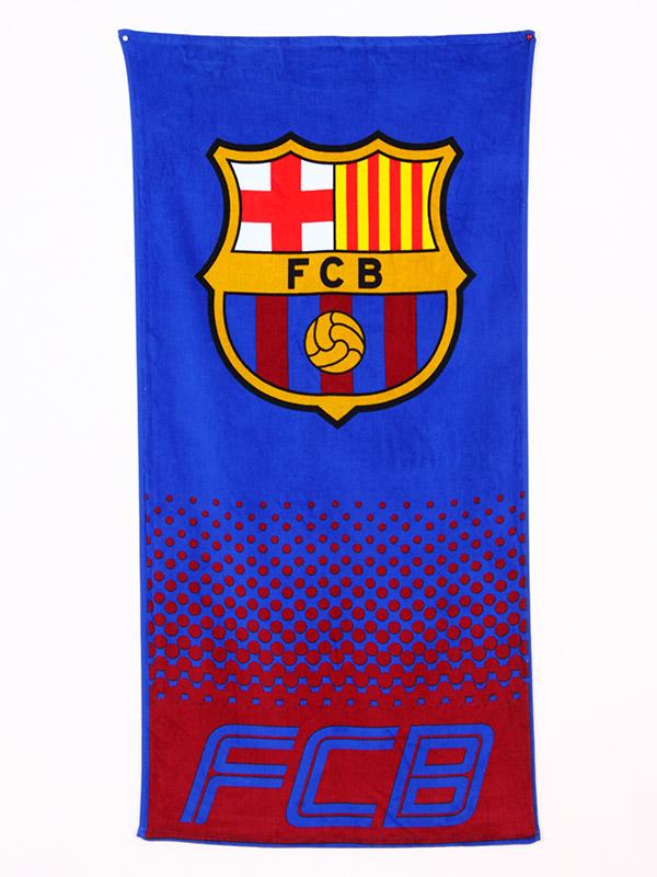 FC Barcelona Fade Towel