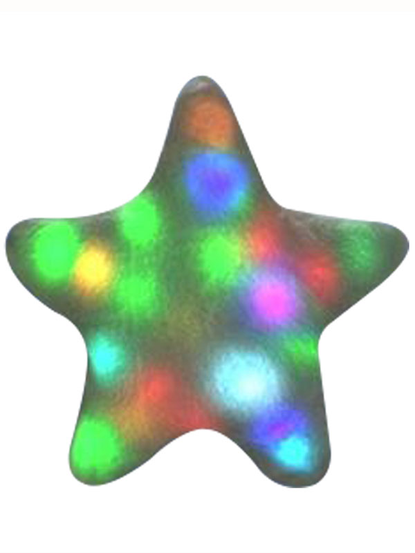 Bright Light Pillow Twinkling Star