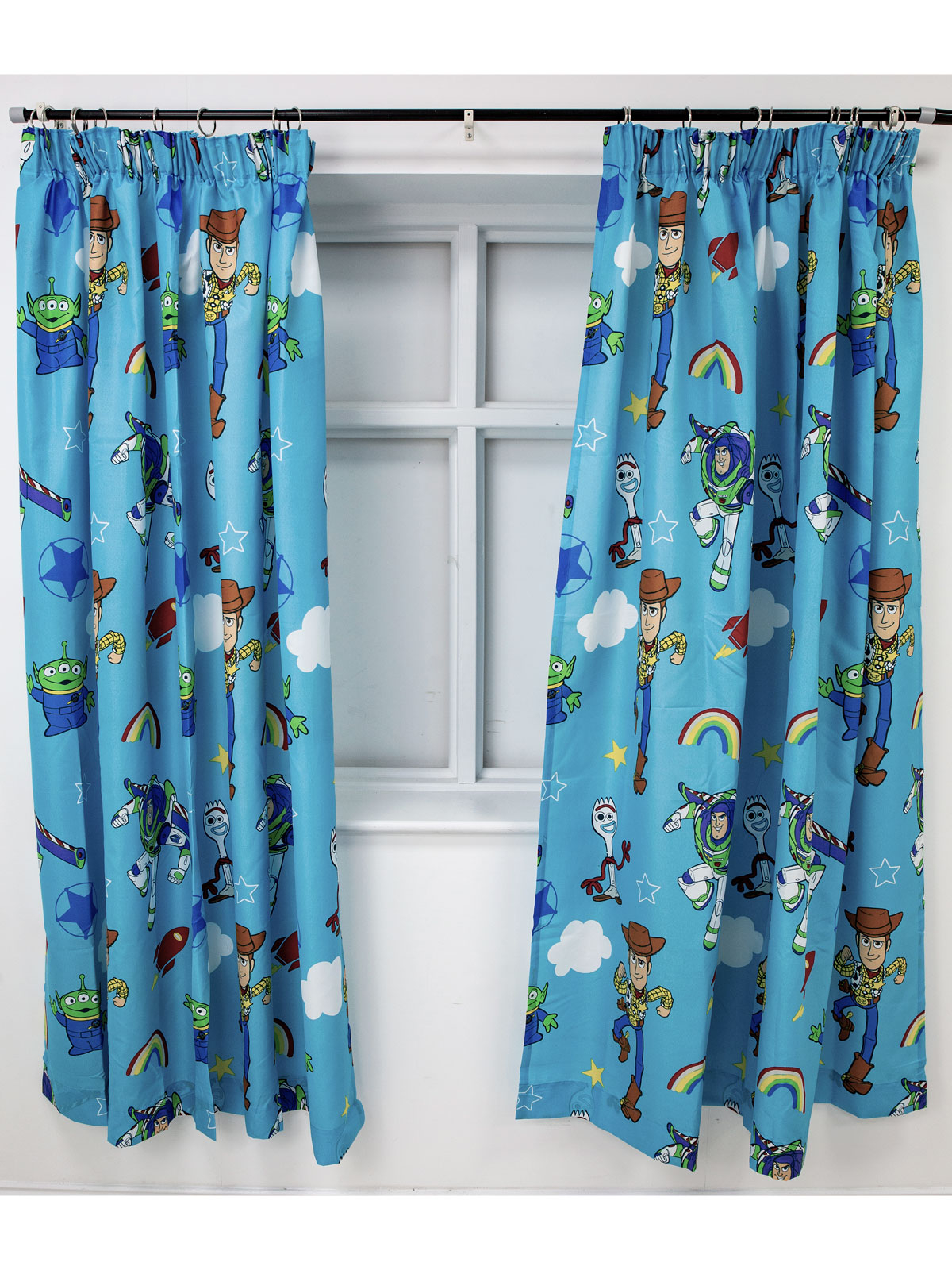 Toy Story 4 Roar Curtains