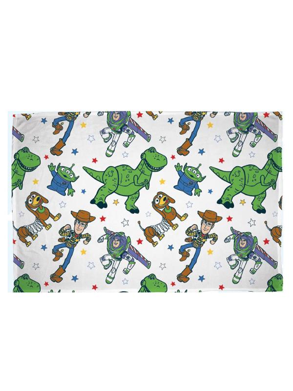 Toy Story Roar Fleece Blanket