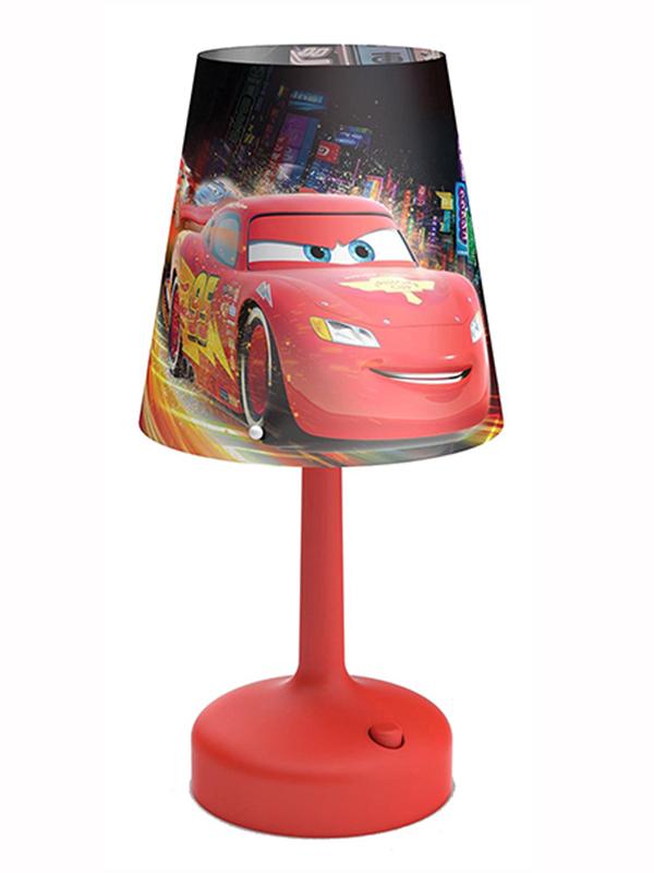 Disney Cars Portable Table Lamp