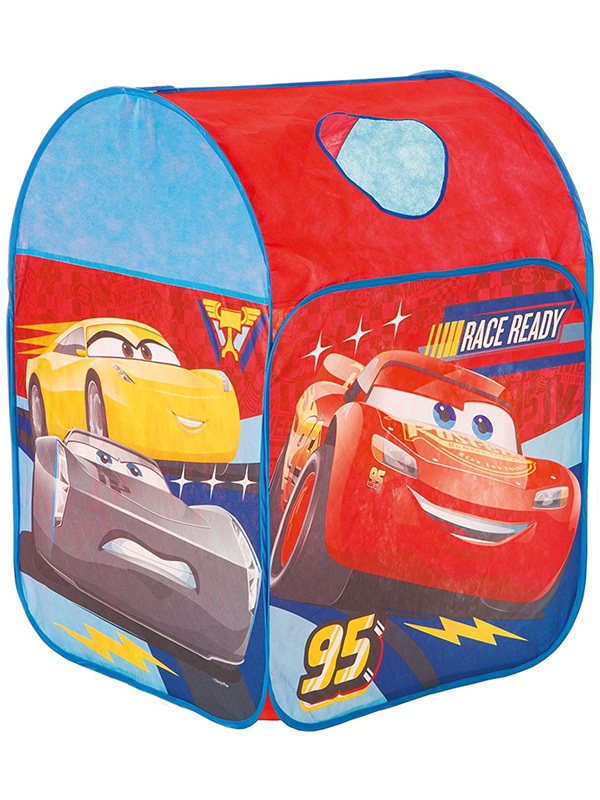 Disney Cars Race Ready Pop Up Play Tent