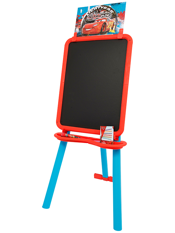 Children's Furniture|Other Toys Disney Cars Double Sided Floor Standing Easel