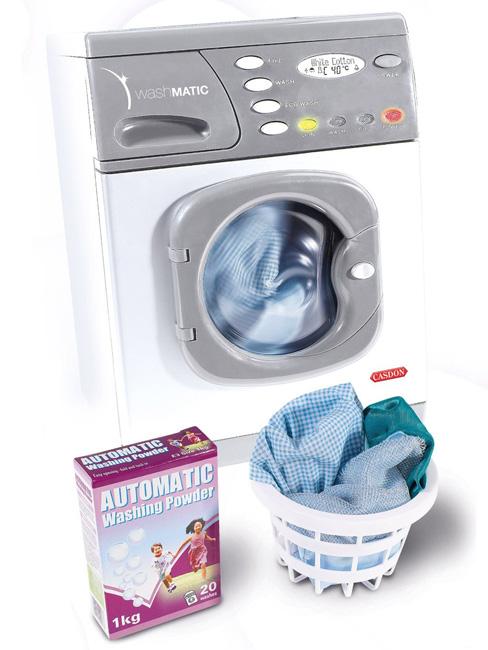 ToysGifts Washmatic Electronic Washer Washing Machine