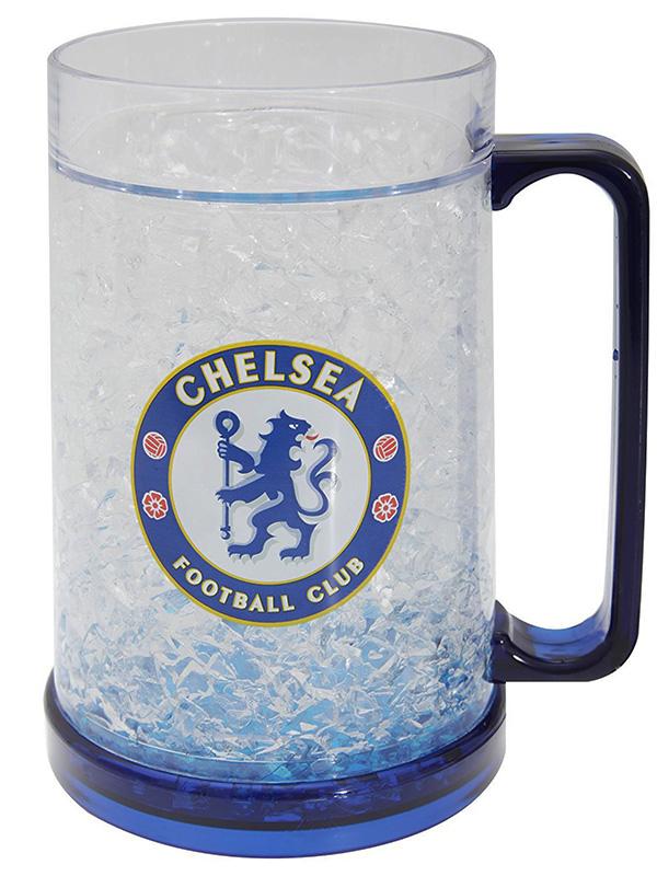 Chelsea FC Freezer Tankard Mug