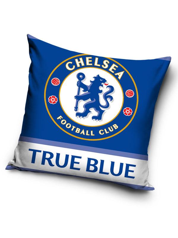Chelsea FC True Blue Filled Cushion