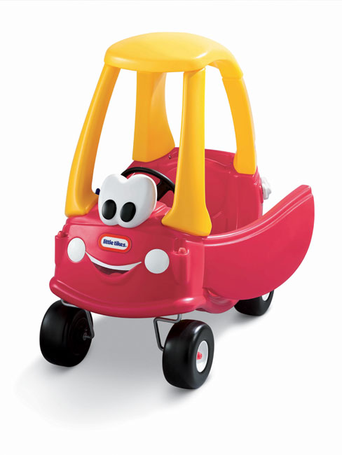 Cozy Coupe 30th Anniversary Edition Little Tikes
