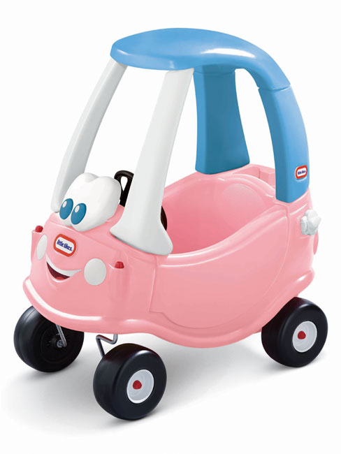 Cozy Coupe Princess 30th Anniversary Edition Little Tikes