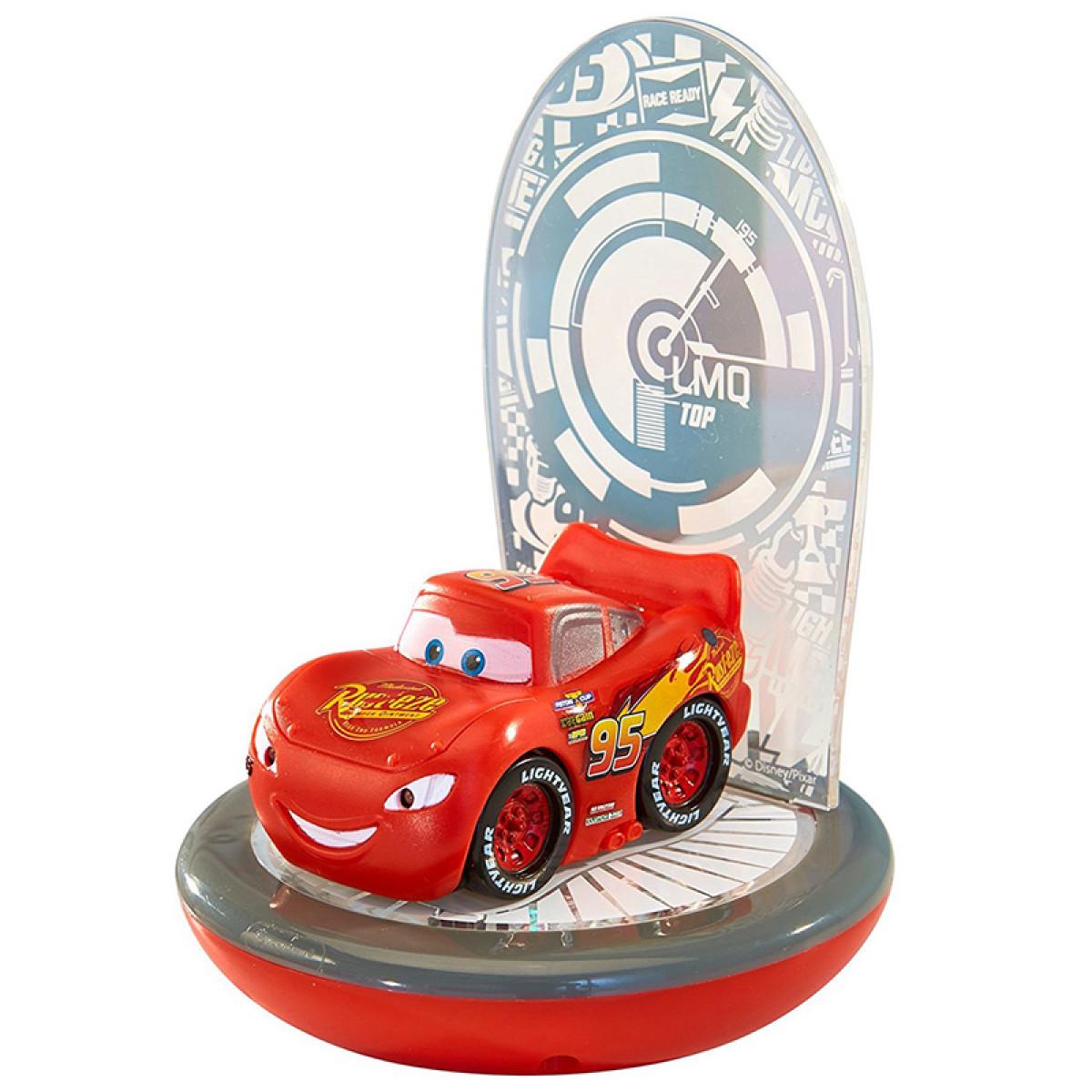 Disney Cars Lightning Mcqueen 3 In 1 Magic Go Glow Night