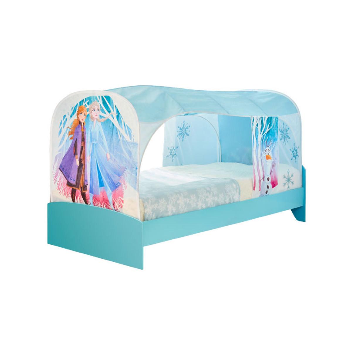 Image of: Disney Frozen 2 Over Bed Tent Den