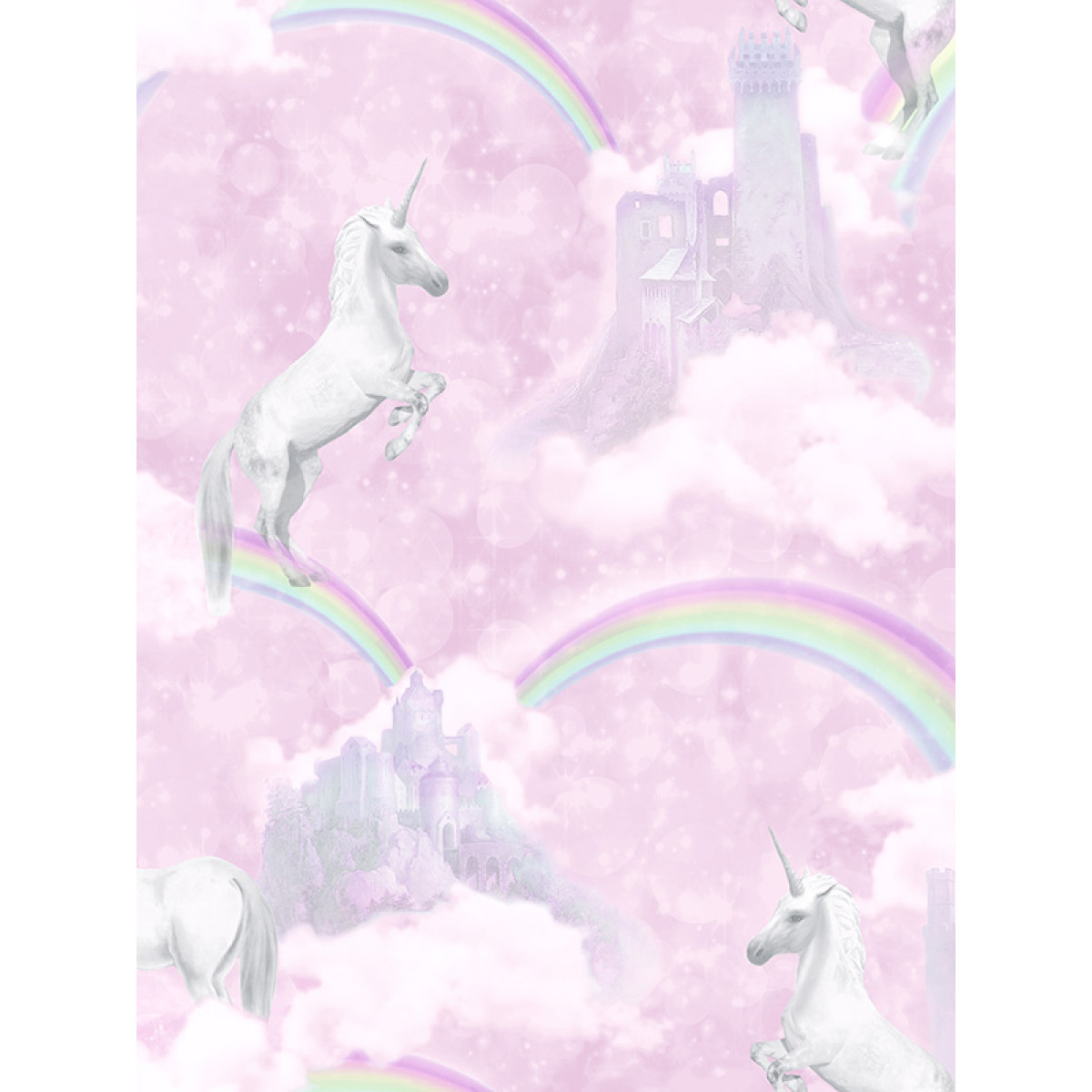 I Believe In Unicorns Wallpaper Pink Holden 12480 Bedroom