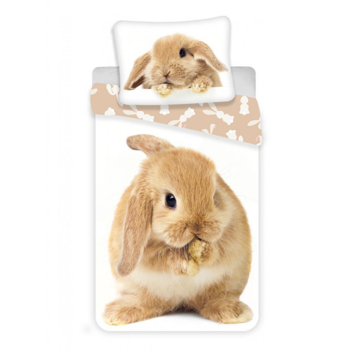 Peter Rabbit Forest Single Duvet Cover