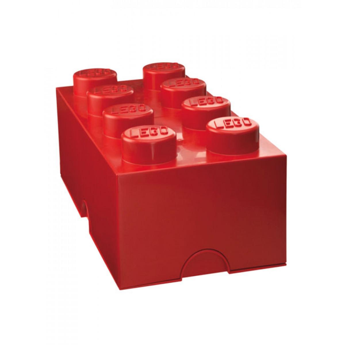 Lego Storage Brick Box 8 More Colours Available