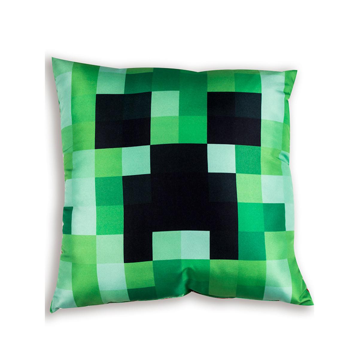 Minecraft Craft Reversible Cushion