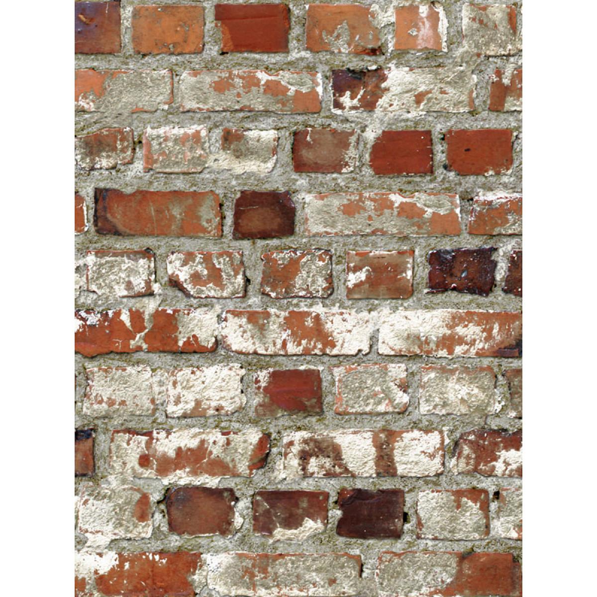 muriva loft red brick wallpaper 102538. Black Bedroom Furniture Sets. Home Design Ideas