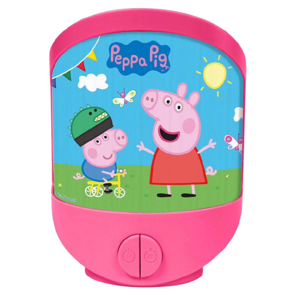 Peppa Pig Lenticular Night Light