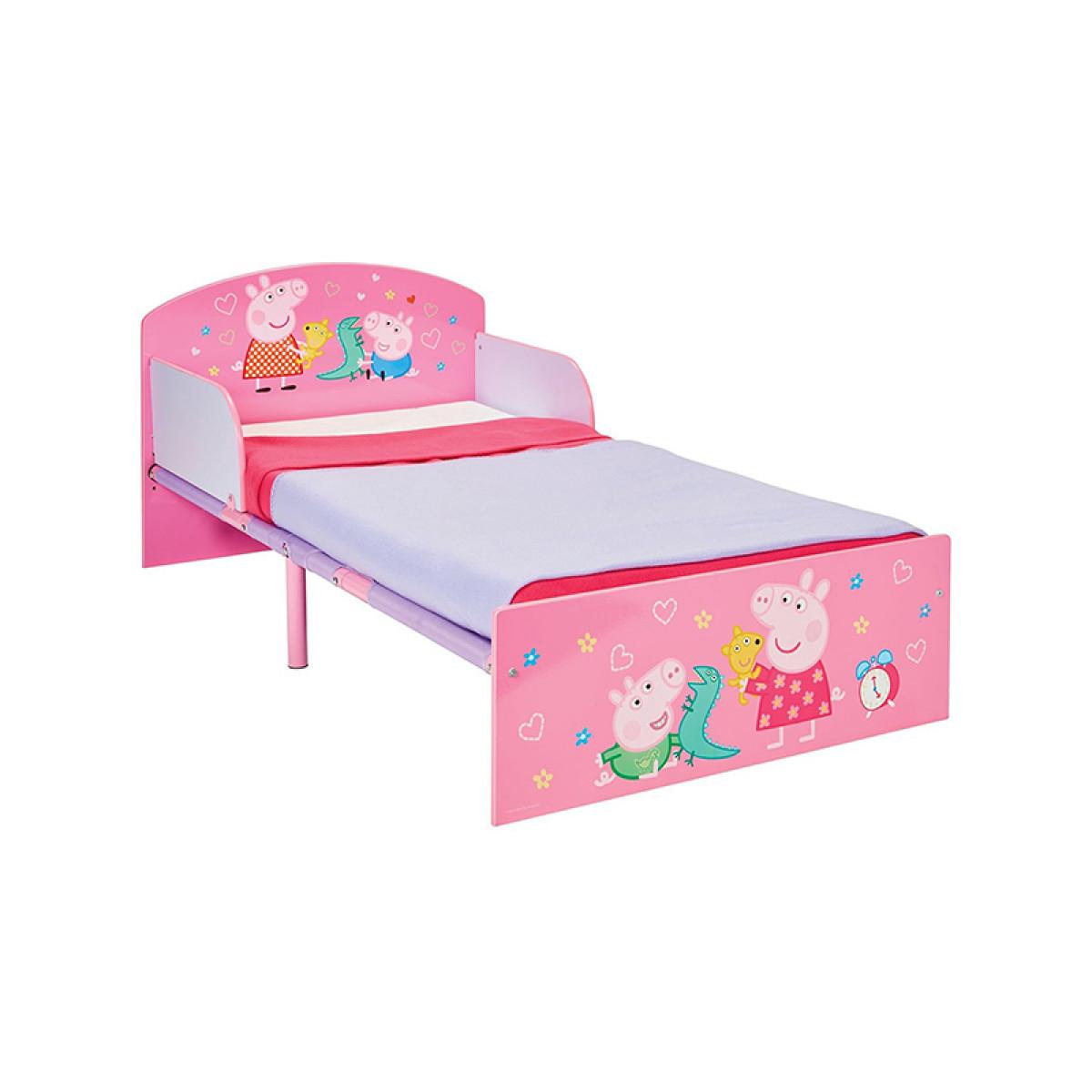 Peppa Pig Toddler Bed Bedroom