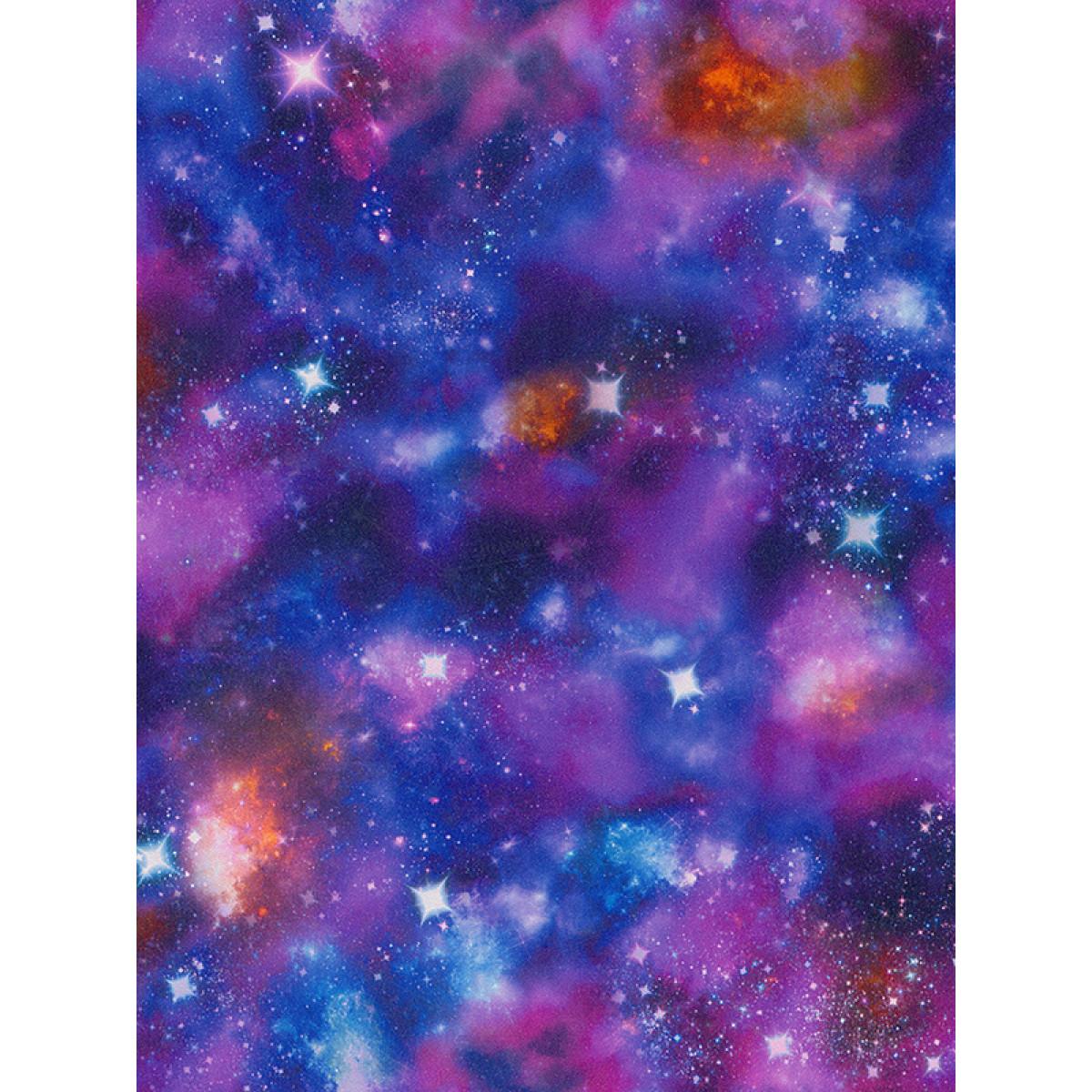 Cosmic Space Glow In The Dark Wallpaper 292312 Feature