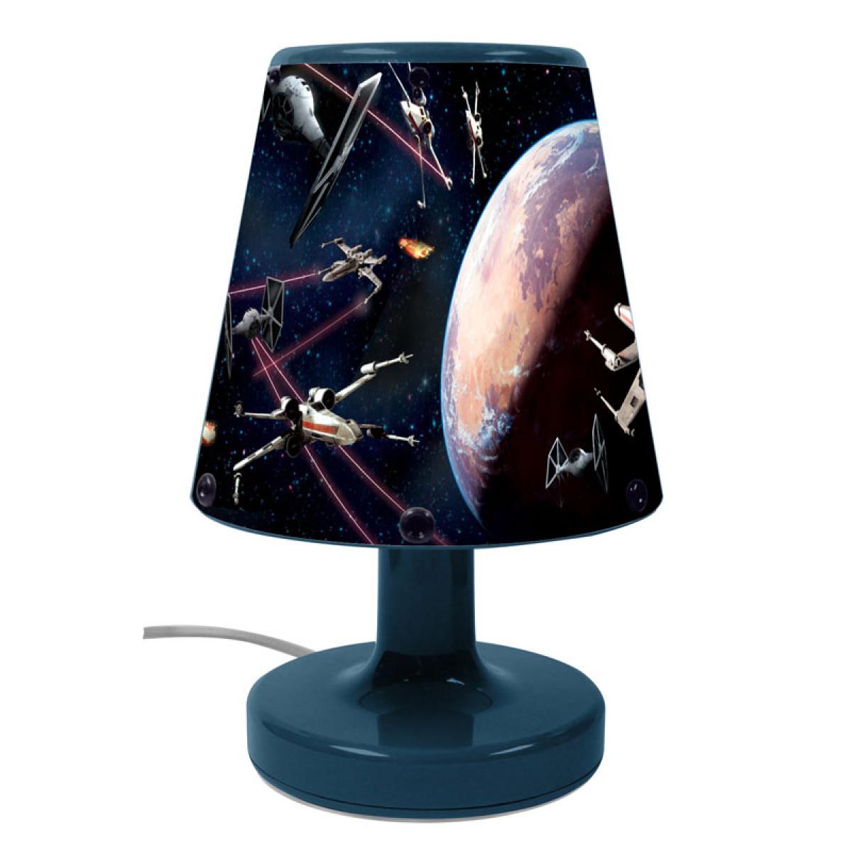 Star Wars Bedside Lamp Bedroom Lighting