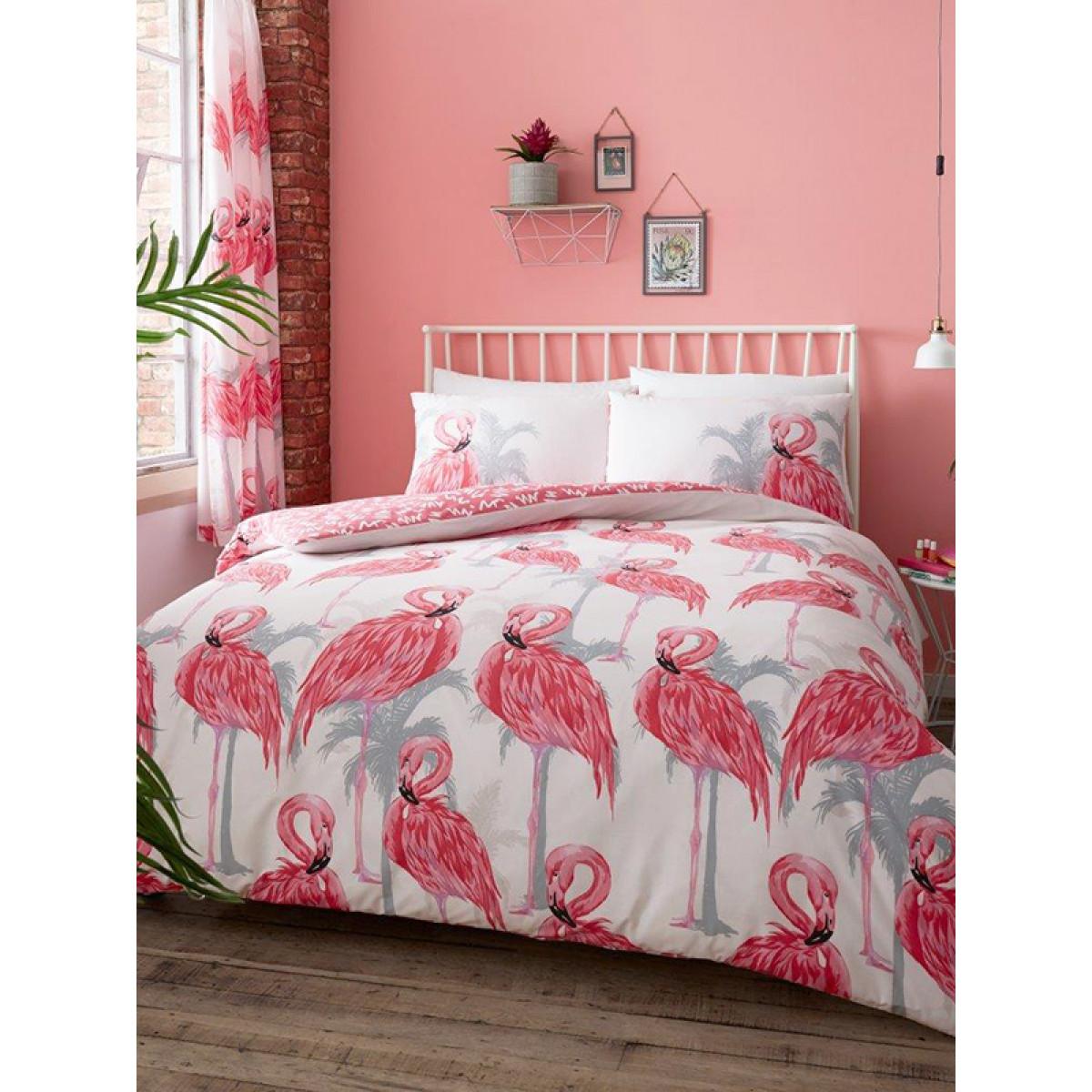 Flamingo Duvet Cover Set | Adam Home