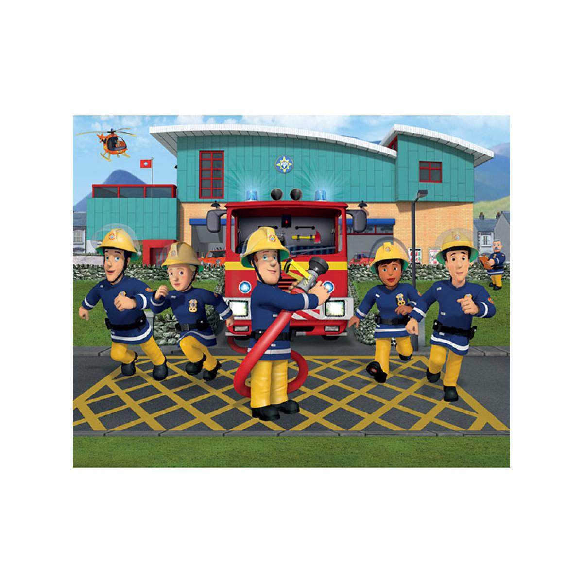 fireman sam wall mural - photo #25