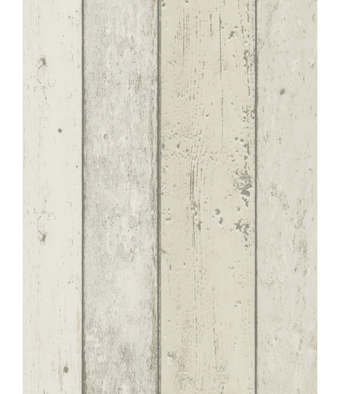 New England Wood Effect Wallpaper Natural - 8951-10