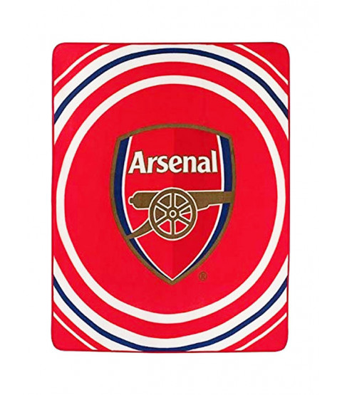 Arsenal FC Pulse Fleece Blanket