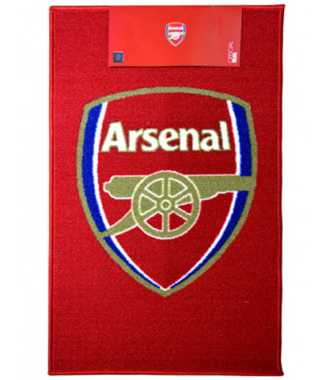Arsenal FC Crest Floor Rug